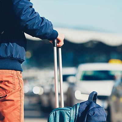 Taxi transfert aéroport, gare Honfleur
